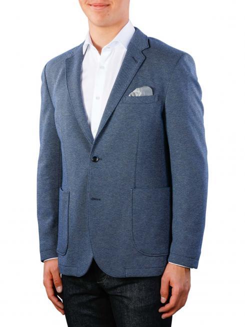 Fynch-Hatton Blazer Jacket Jersey Minimal night