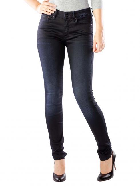 G-Star 3301 Contour High Skinny Jeans dark aged