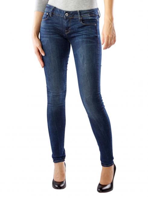 G-Star 3301 Skinny Jeans dark aged