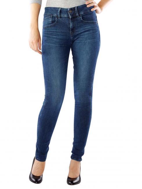 G-Star Lynn Mid Skinny Jeans dark aged