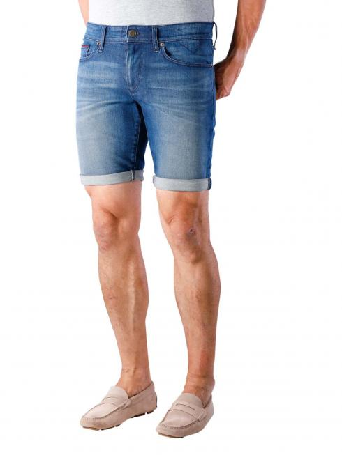 Tommy Jeans Short Scanton classic mid blue comfort