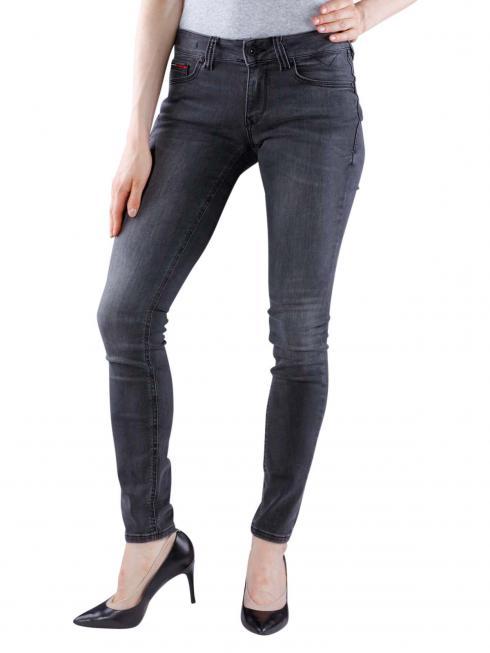 Tommy Jeans Sophie Skinny Fit dynamic black stretch