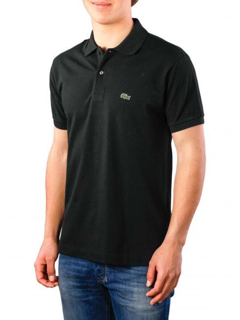 Lacoste Polo Shirt Short Sleeves noir
