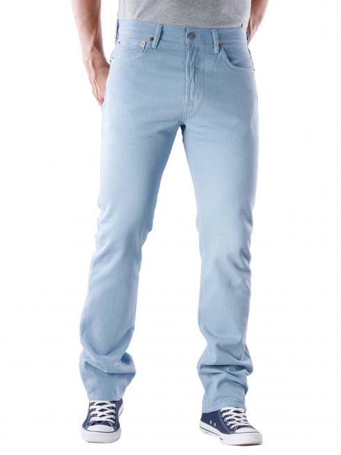 Levi's 501 Jeans sky blue garment dye