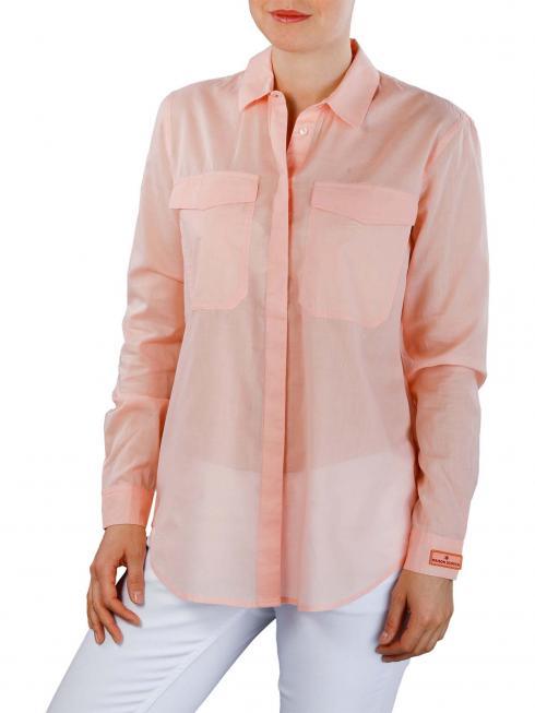 Maison Scotch Button Up Shirt pink salt