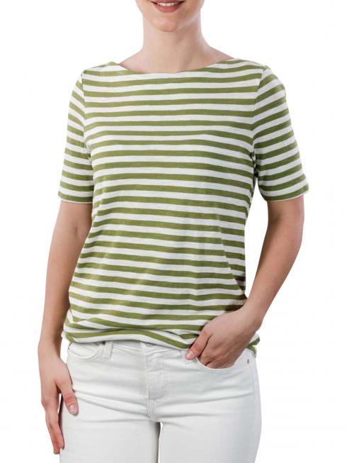 Marc O'Polo T-Shirt Boat Neck multi sea green