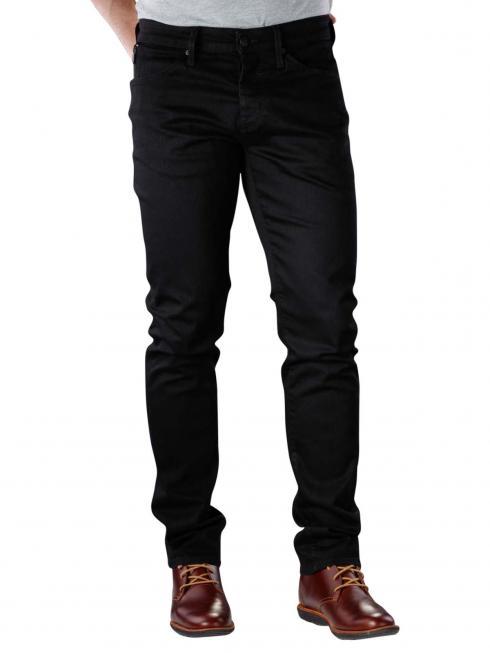 Mavi Yves Jeans Slim black coated ultra move