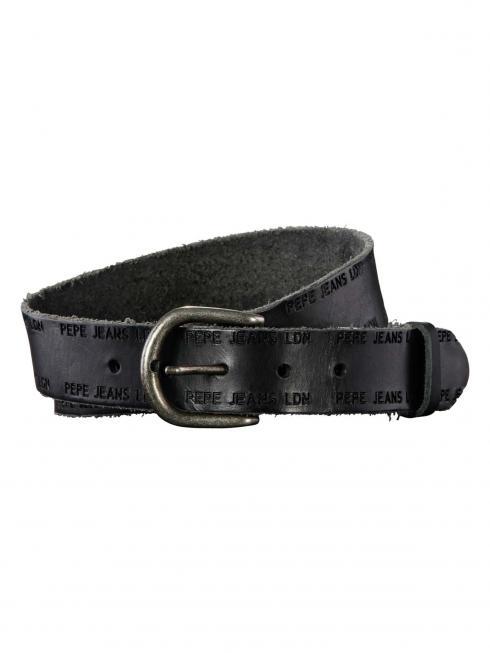 Pepe Jeans Delphi Belt Leather black