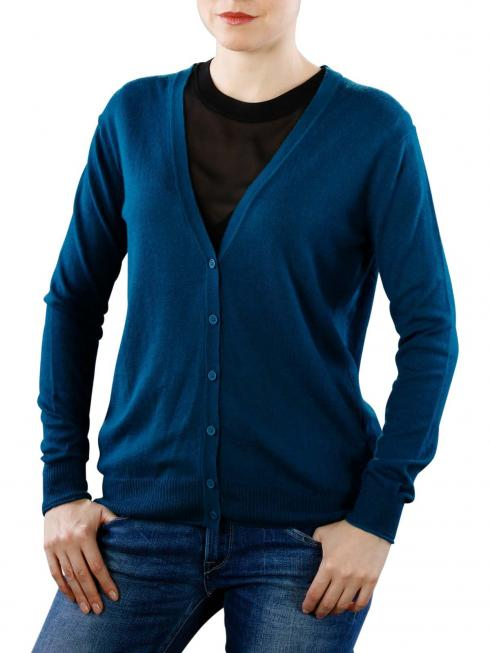 Pepe Jeans Trina cotton Knit Viscose blue coral