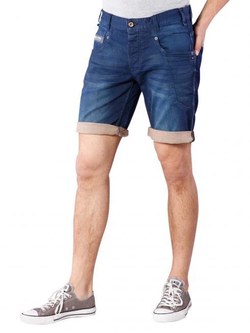 PME Legend Commander 2 Short Indigo Sweat blue tinted