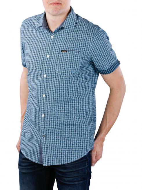 PME Legend Short Sleeve Shirt Chec 5281