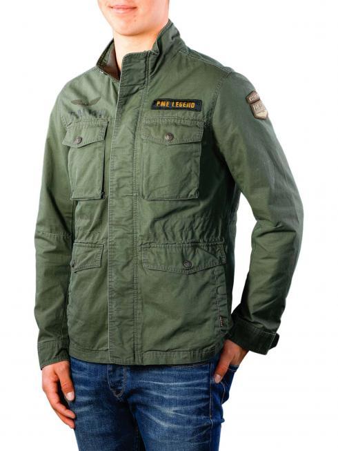 PME Legend Semi Long Jacket t-haw