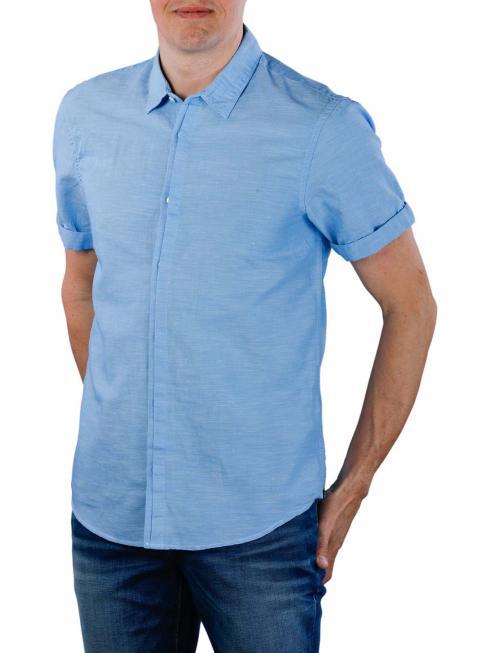 Scotch & Soda Shortsleeve Shirt Regular Fit 0765