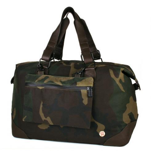Lafayette Waxed Duffle Bag !MD!