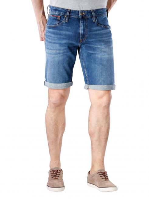 Tommy Jeans Ronnie Short river mid blue comfort