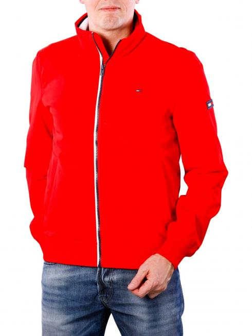 Tommy Jeans Essential Casual Bomber flame scarlet