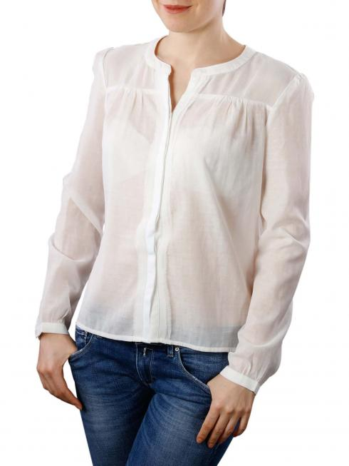Tommy Jeans Romantic Dobby Blouse snow white