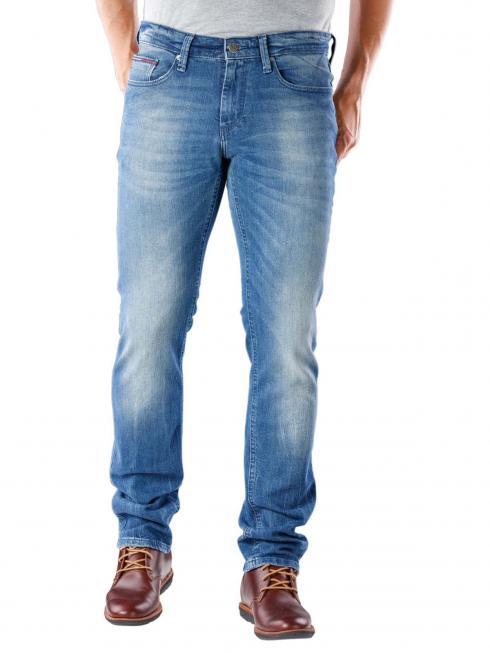 Tommy Jeans Scanton Slim berry mid blue comfort