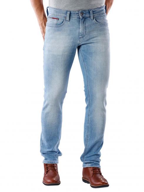 Tommy Jeans Scanton Slim berry light blue comfort