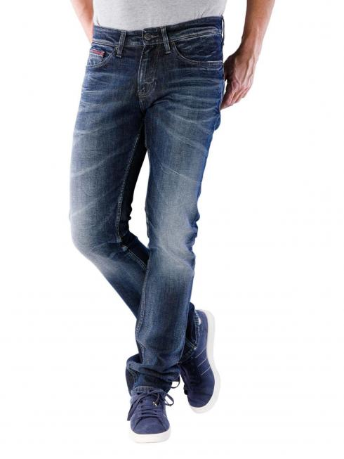 Tommy Jeans Scanton Slim raily dark blue stretch
