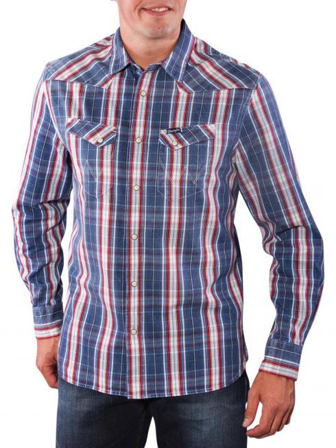 Wrangler Originals Shirt red