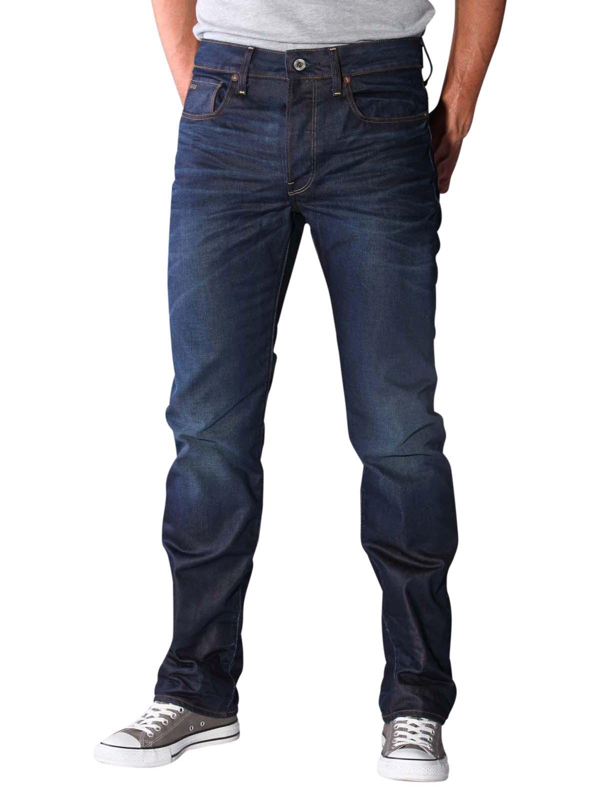 köpa gratis frakt riktigt bekvämt McJeans.ch - Fast Delivery | G-Star 3301 Straight Jeans hydrite ...
