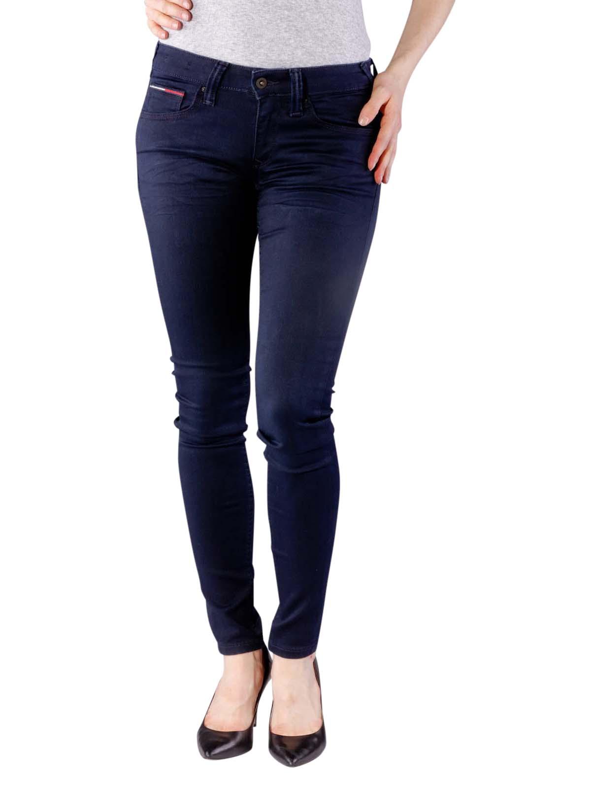 niin halpa tukkukauppa myynti uk Tommy Jeans Sophie Skinny Fit boogie blue stretch W26/L32