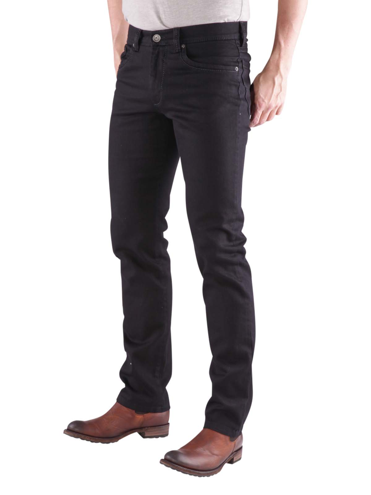 outlet store lower price with running shoes Brax Cadiz Jeans perma black W31/L32
