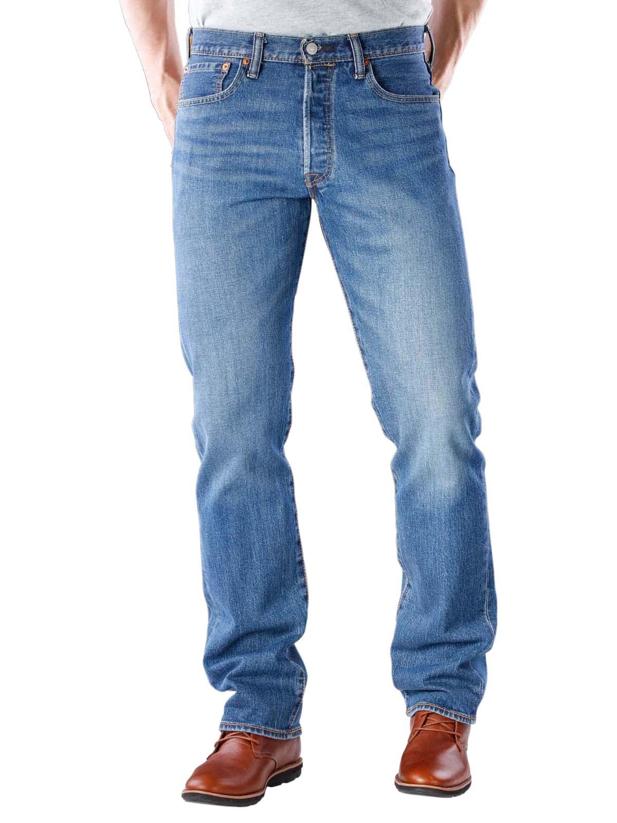 Levi's 501 Jeans purple rain stretch W28L32