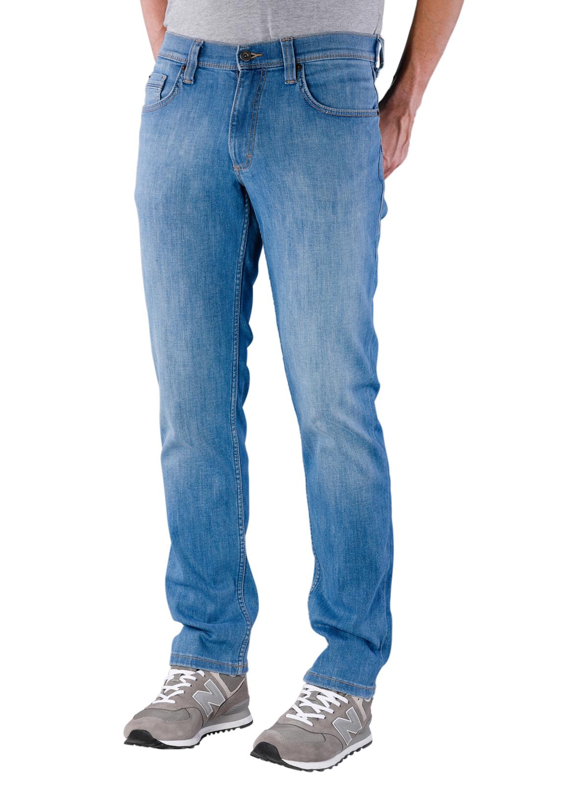 Blue Slim Fit Mustang Men/'s Jeans Washington Dark Denim Blue