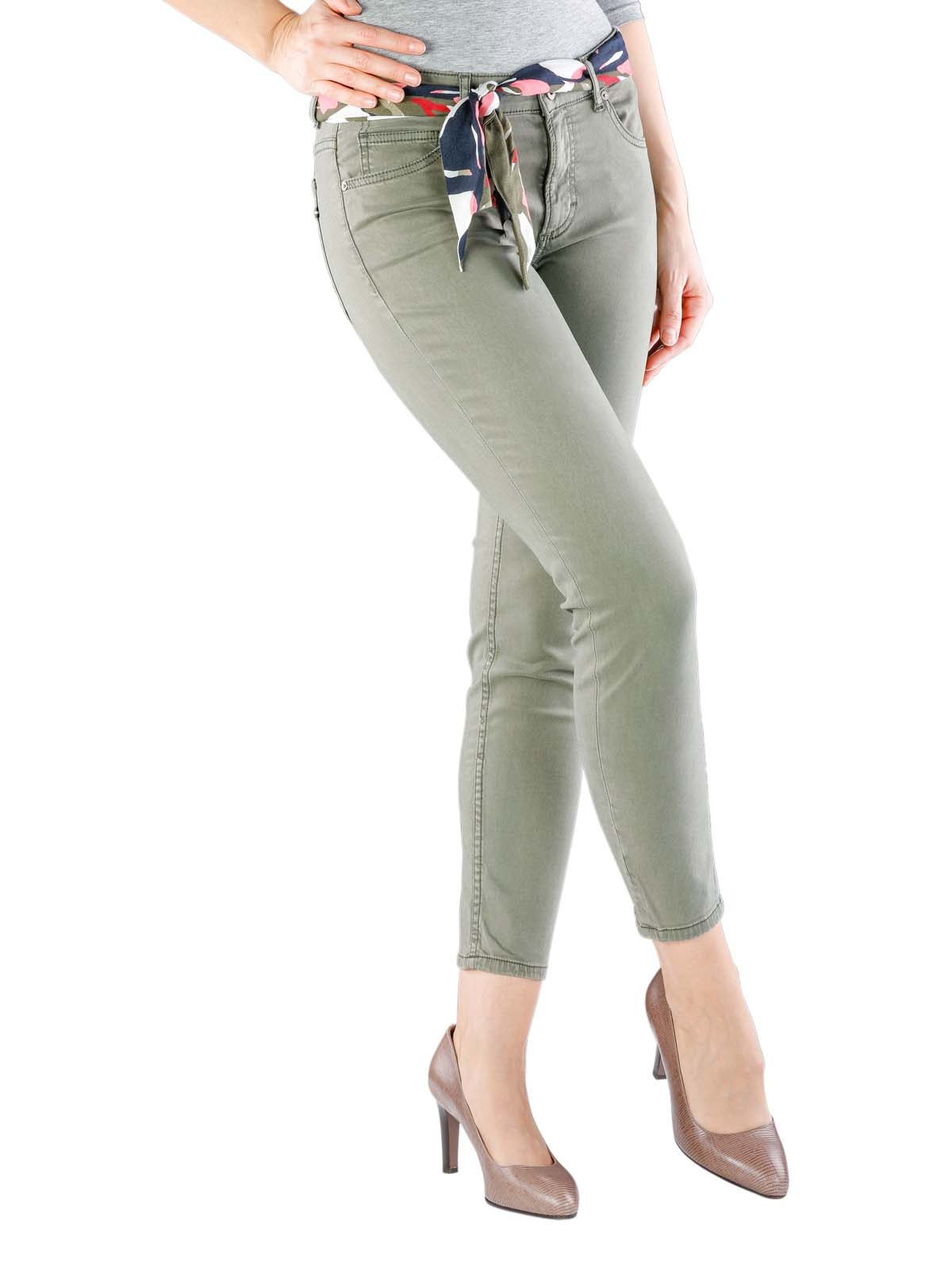 Marc O'Polo Lulea Slim Jeans burnt olive W26L32