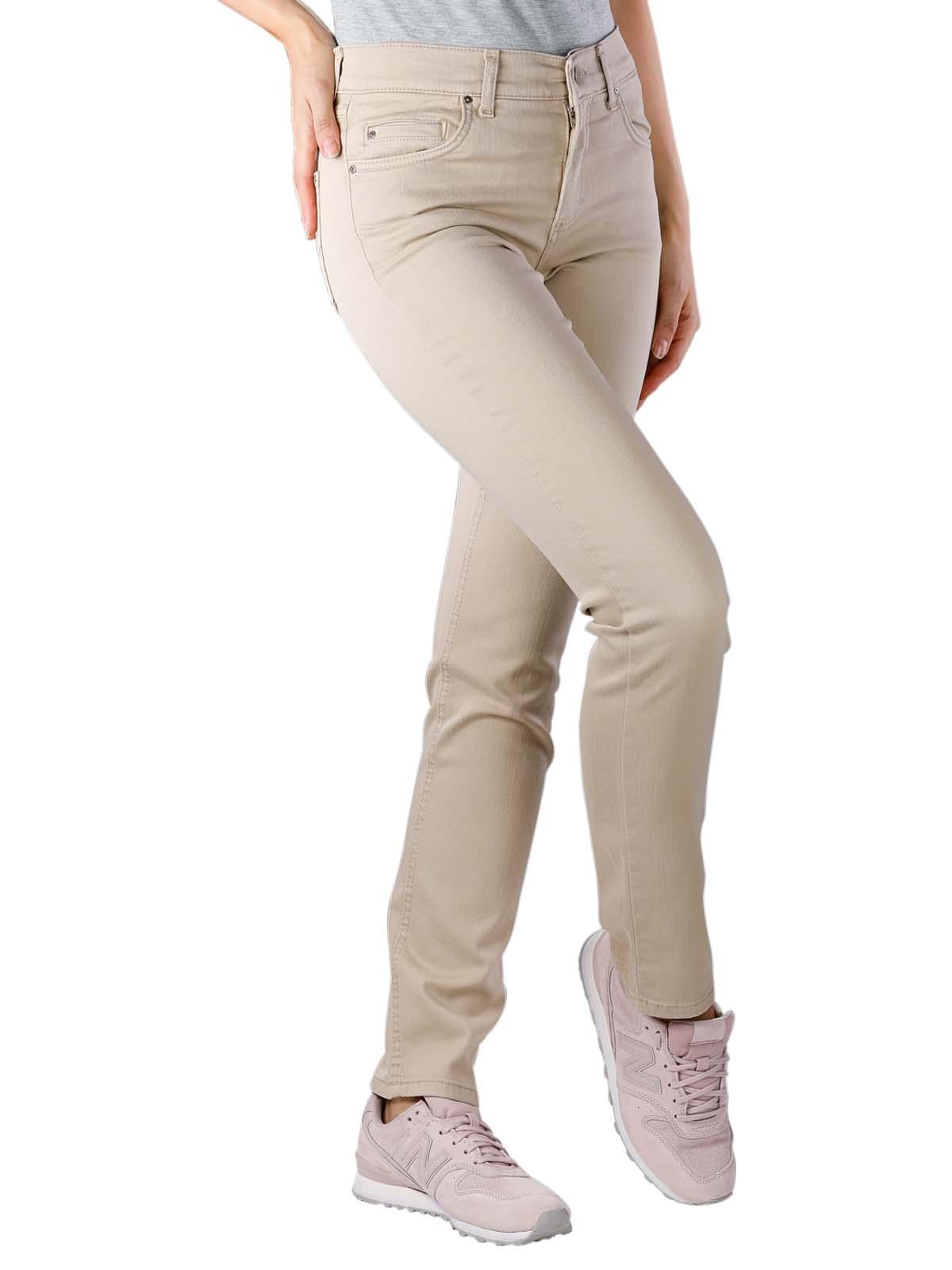 Angels Damen Jeans Cici soft beige