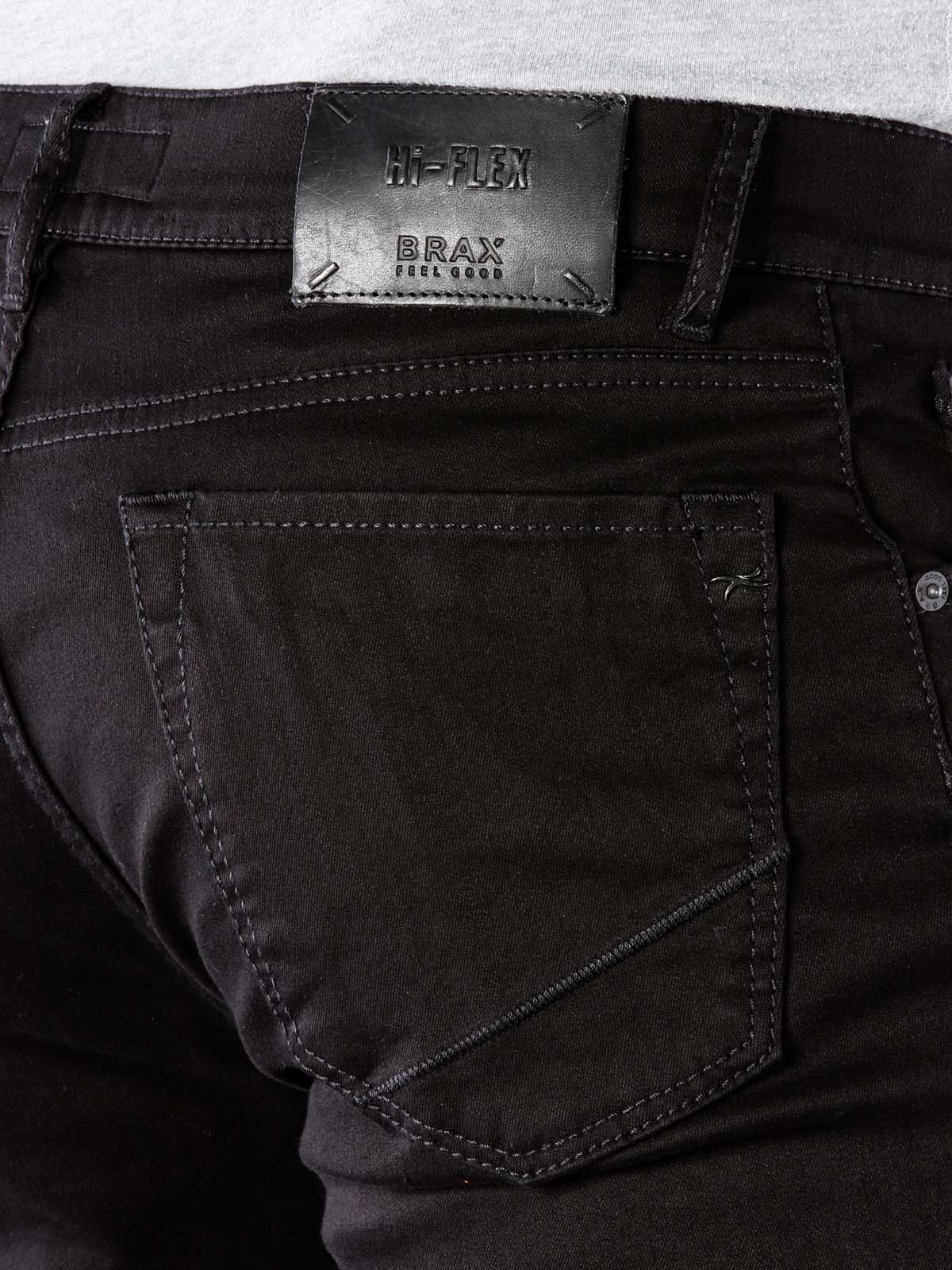 100% original großer Rabatt gut aussehen Schuhe verkaufen Brax Chuck Jeans Slim Fit perma black W30/L32