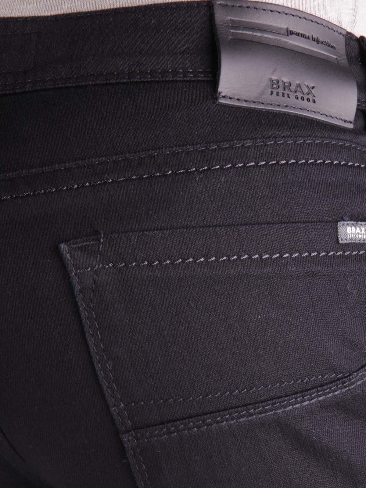 kostengünstig erster Blick Shop für echte Brax Cadiz Jeans perma black W31/L32